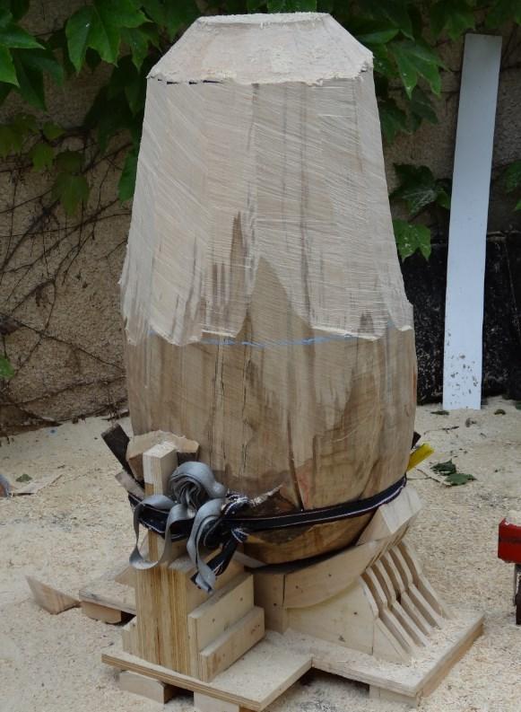 projet sculpture à la tronçonneuse 2013-040