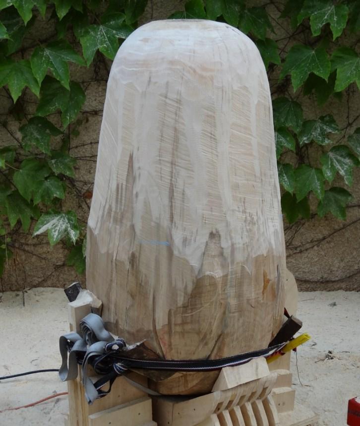 projet sculpture à la tronçonneuse 2013-041