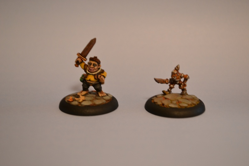 Mix of recently finished minis! Dsc_0110