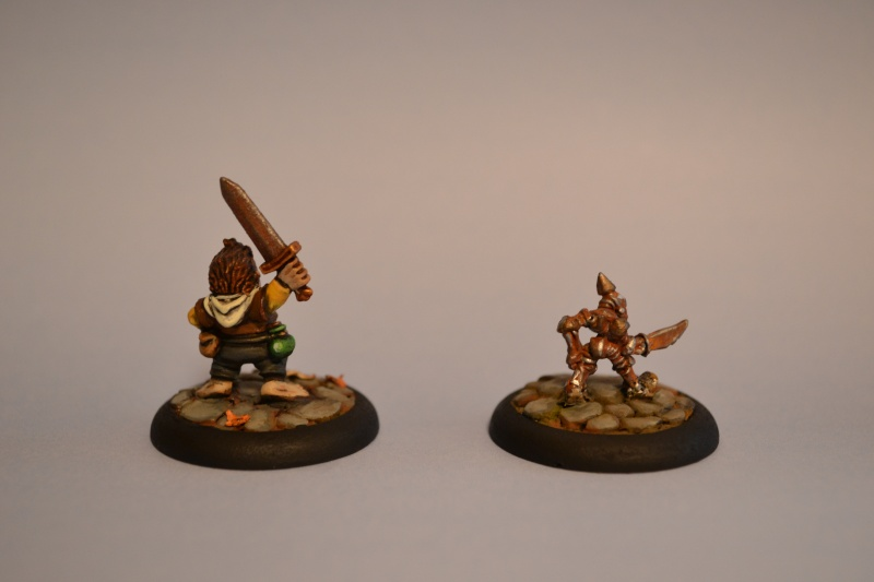 Mix of recently finished minis! Dsc_0111