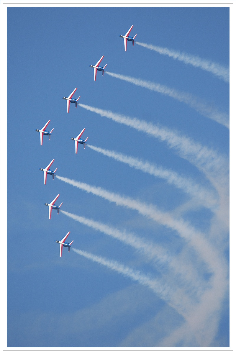 La Patrouille de France  Dsc01100
