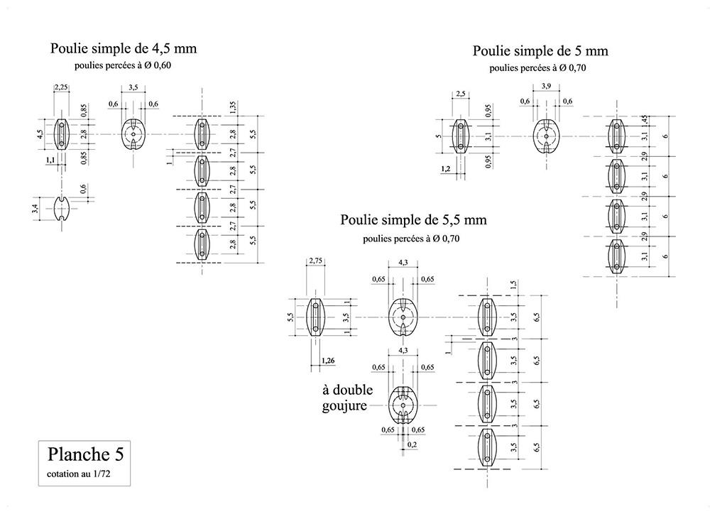 Les poulies au 1/72 Planch36