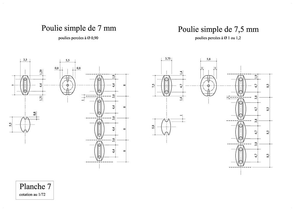 Les poulies au 1/72 Planch38