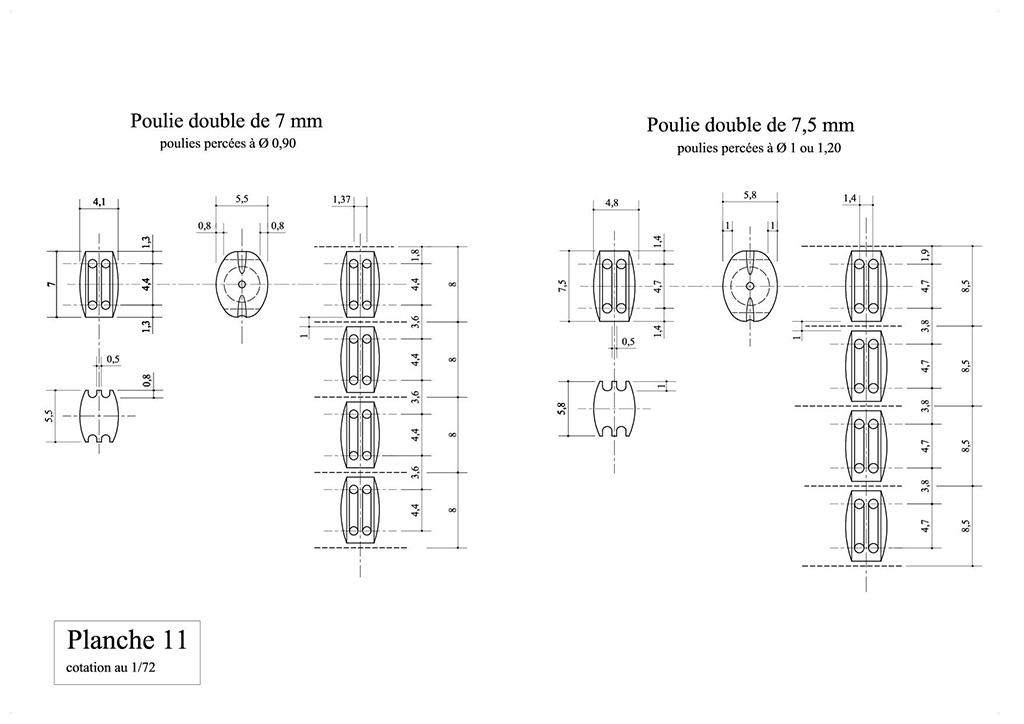 Les poulies au 1/72 - Page 3 Planch42