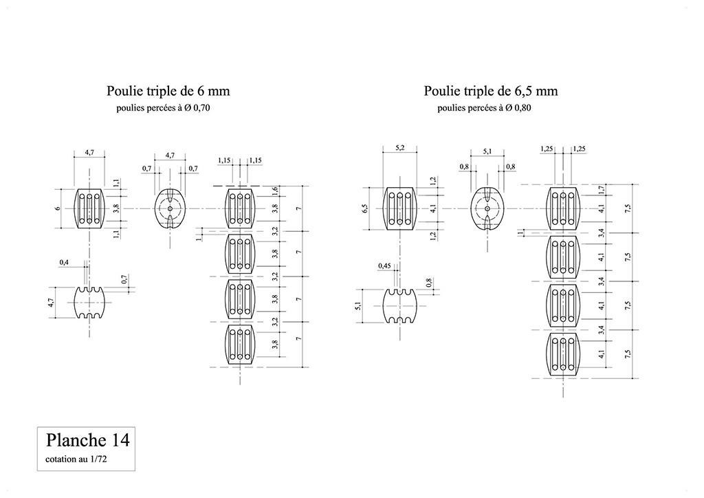 Les poulies au 1/72 - Page 3 Planch45