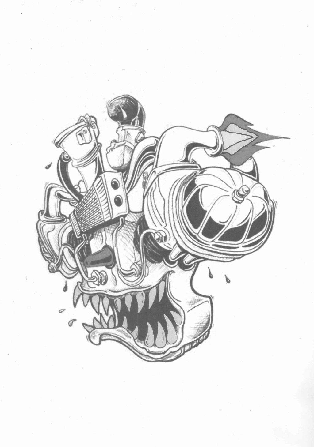 Pieds tatoués... - Page 2 Tattoo10