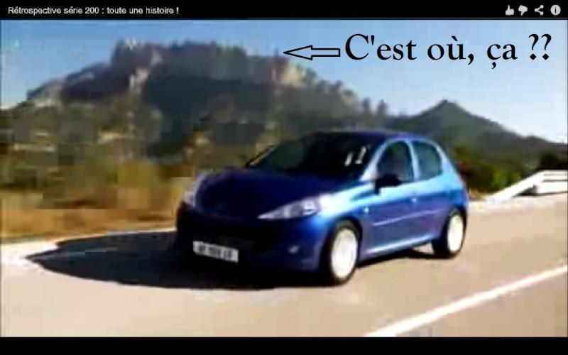 vidéo retrospective des Peugeot série 200 20810