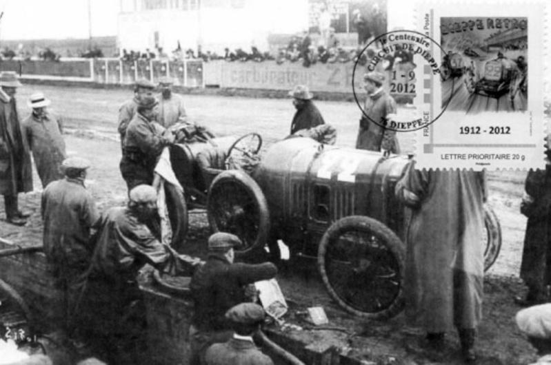 Le grand prix automobile 1927 victoire de Boillot sur Peugeot Aimg0110