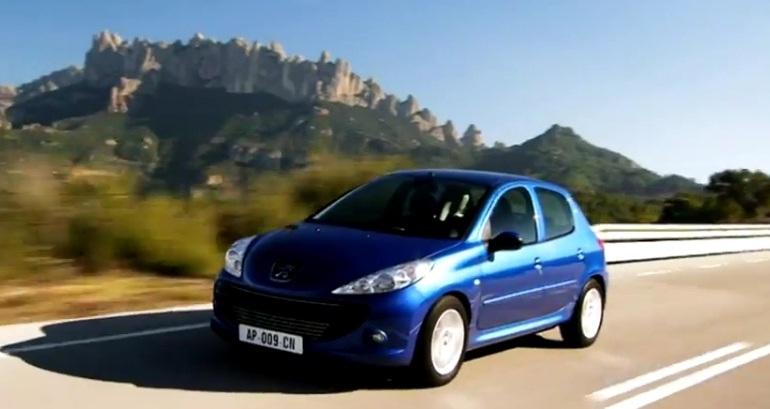 vidéo retrospective des Peugeot série 200 Sans_t10