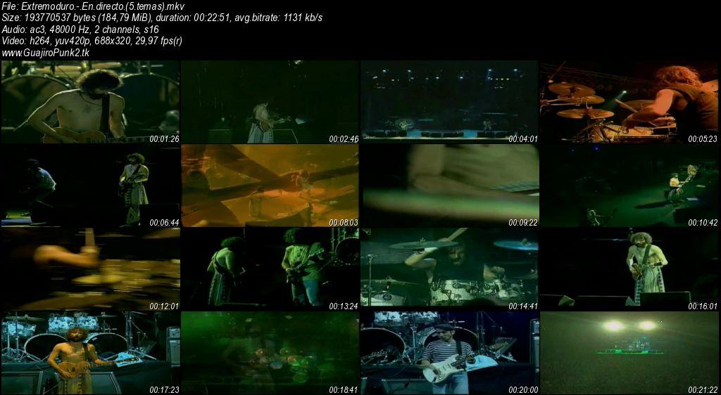 EXTREMODURO - En Directo (5 Temas) Extrem10