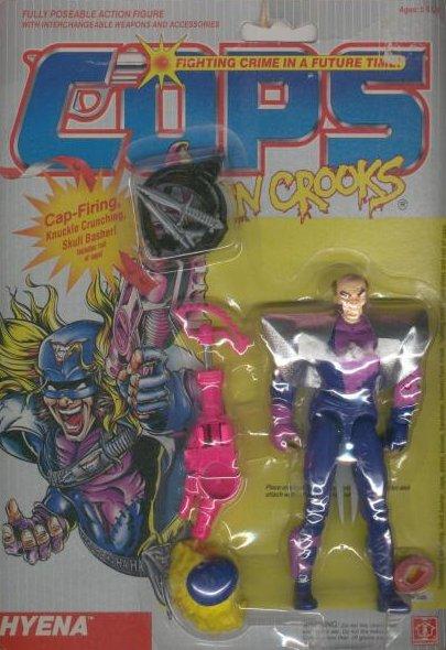 COPS : flics et truands - Page 2 Hyena10