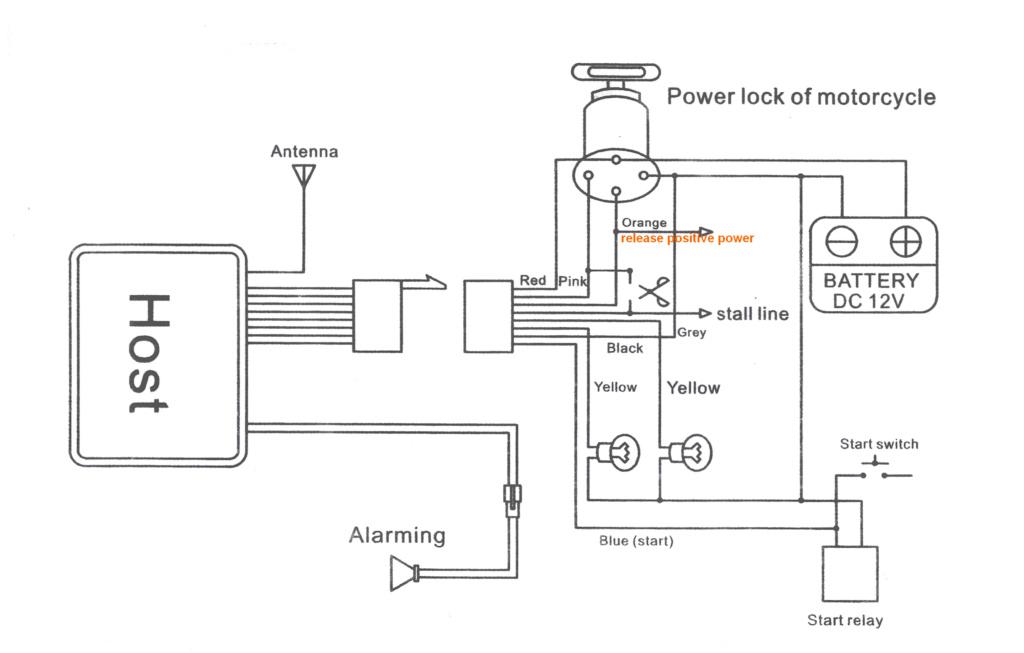 TUTO pose alarme sur Yamaha TDR 5AE pour moins de 11€ - Page 3 Nzogat10