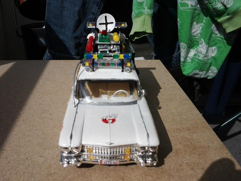 AMT Cadillac Gostbuster Ecto 1a Foto0411