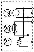 La sonde de température d'air des MT, YZFr et XSR Capteu10
