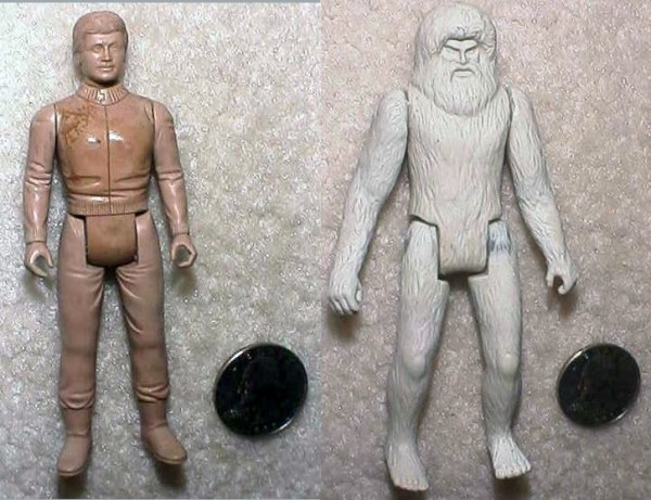Zica Toys  'Six Million Dollar Man'  Kenner10