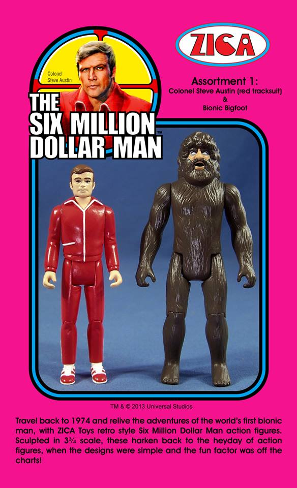 Zica Toys  'Six Million Dollar Man'  Zica-t10