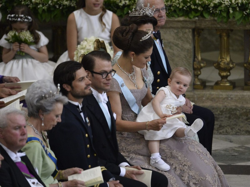 Sweden's Princess Madeleine weds 0695f510