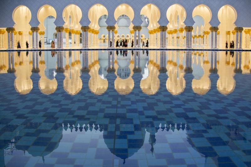 Sheikh Zayed Grand Mosque, Abu-Dhabi  - Page 5 78eb3310
