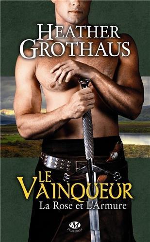 GROTHAUS Heather - LA ROSE ET L'ARMURE - Tome 2 : Le Vainqueur   51nm7u10