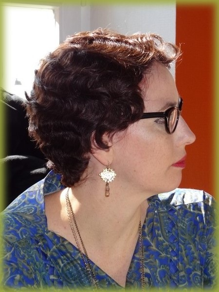Thé, Ombrelle et Octopus, une rencontre avec Gail Carriger ! Dsc03411