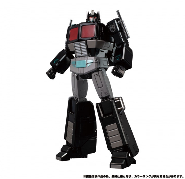 Masterpiece MP-49 Black Convoy 15755310