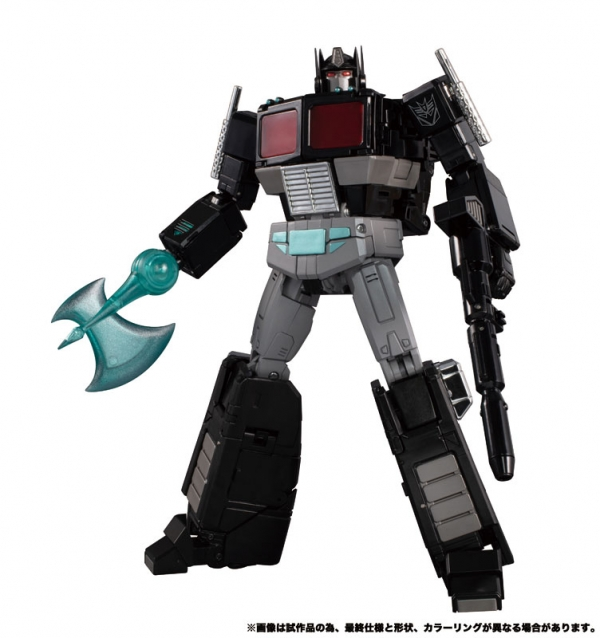 Masterpiece MP-49 Black Convoy 15755311