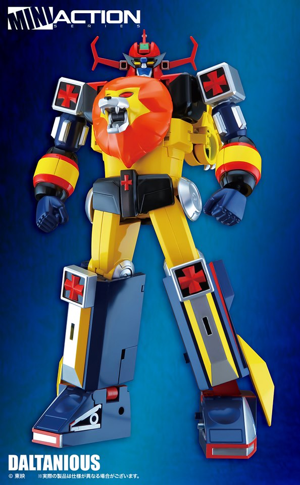 Action Toys Mini Action Series At0310