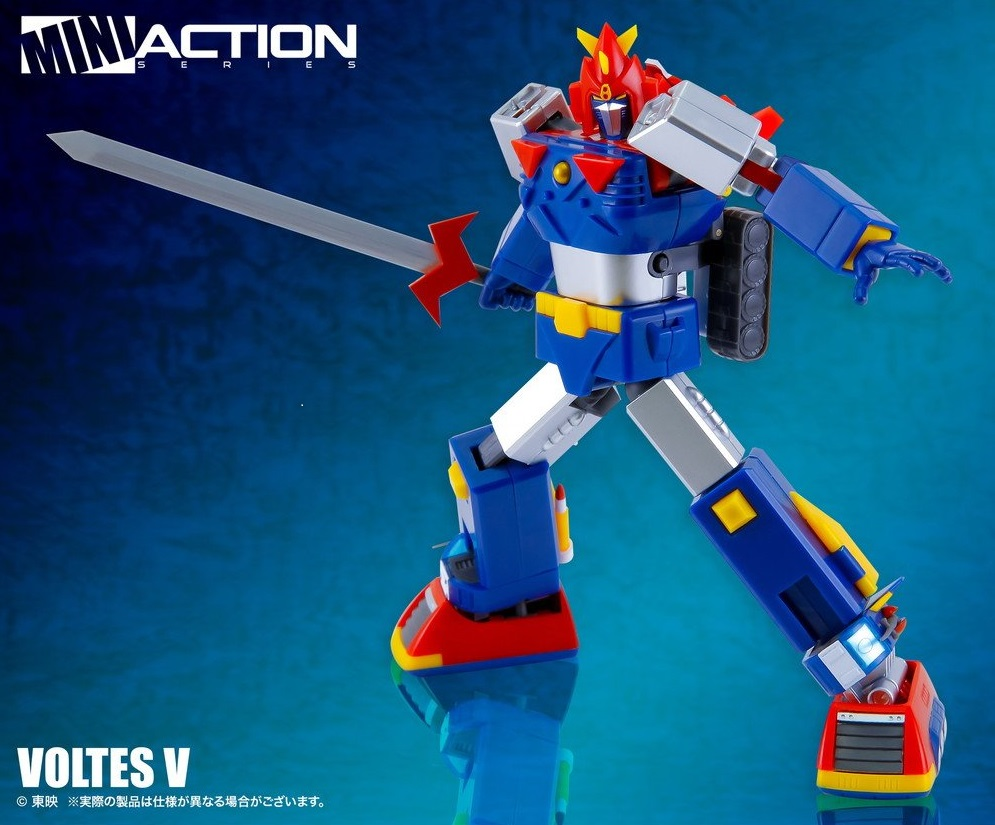Action Toys Mini Action Series M0710