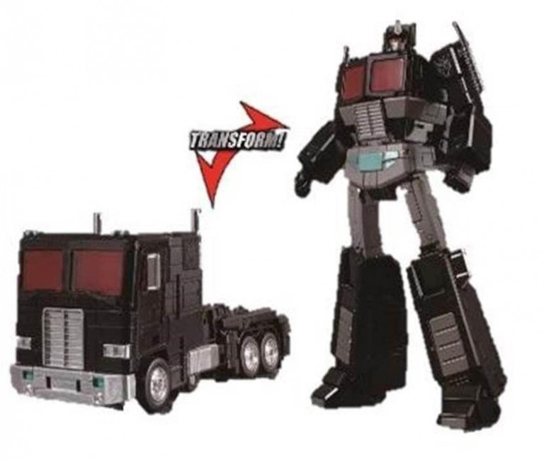 Masterpiece MP-49 Black Convoy Mp492-10