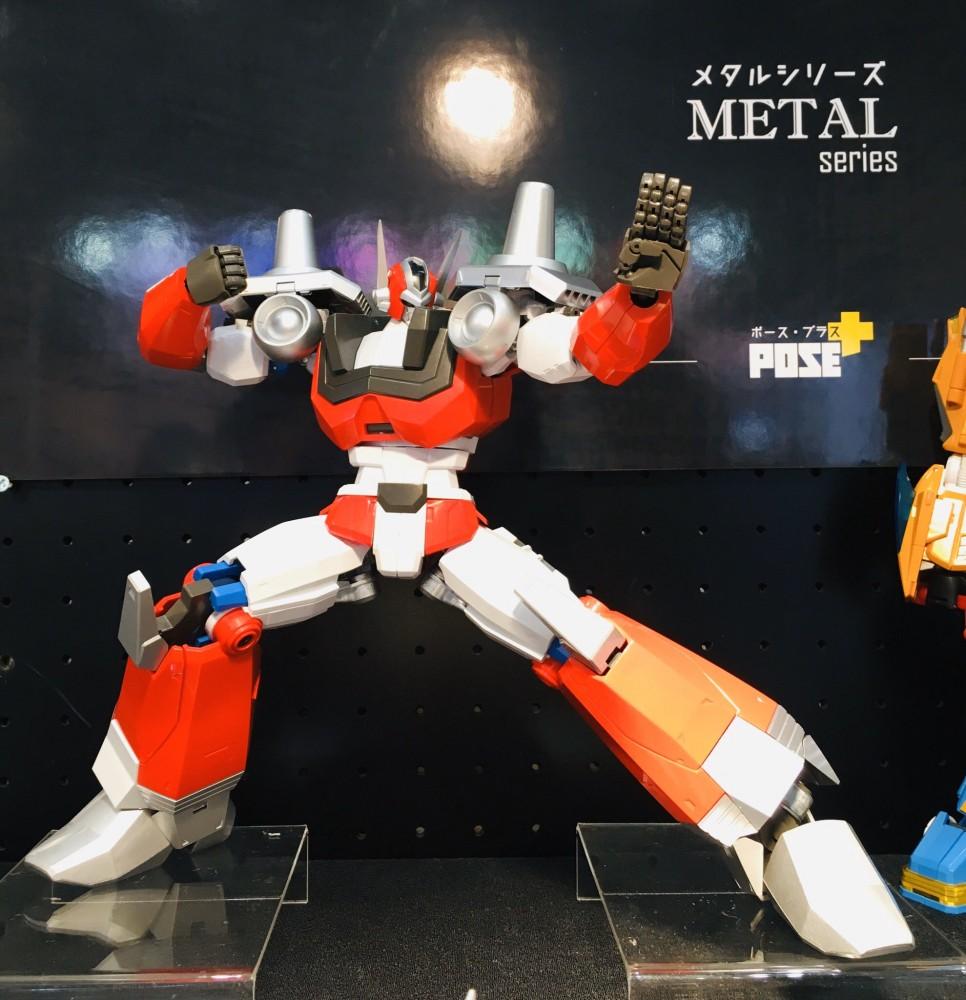 POSE+ METAL series Po3810