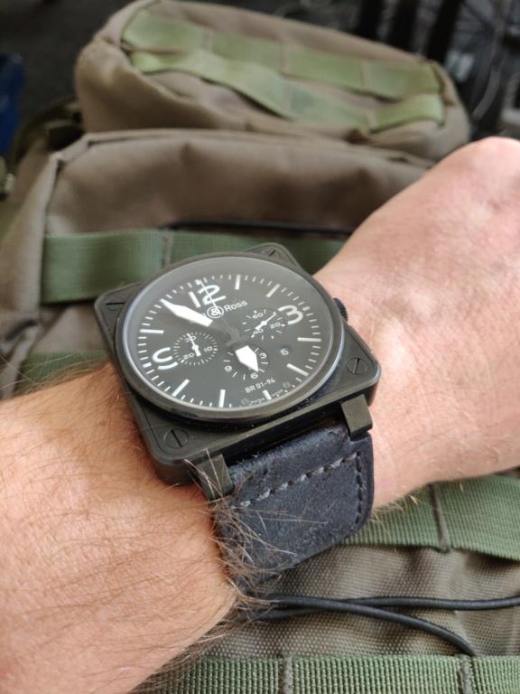 Nouvelle montre, nouveau venu. Img_2016