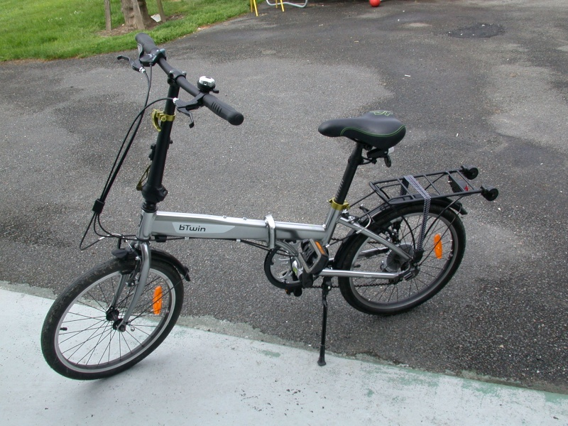 vélo pliant b'twin hoptown[b] vendu[/b]!!!!!!! Dscn2710