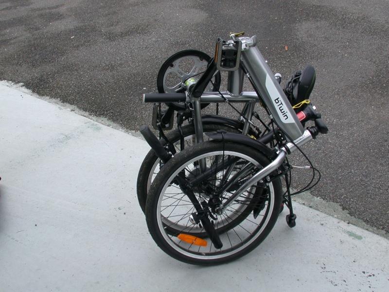 vélo pliant b'twin hoptown[b] vendu[/b]!!!!!!! Dscn2713