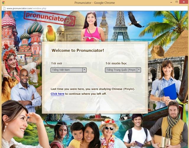 Học 75 ngoại ngữ trực tuyến 310