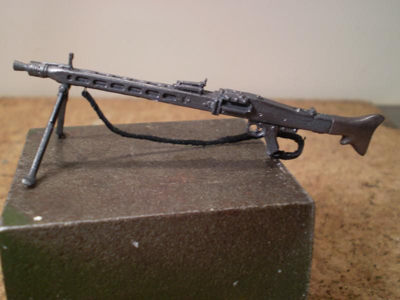MG 42  Gunner P5300012