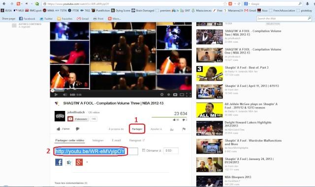 Uploader des vidéos sur le forum Tuto10