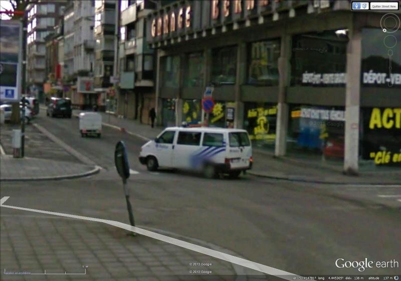 STREET VIEW : véhicules de police du monde - Page 9 P110