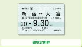 Se déplacer en métro dans Tokyo ! Teiki-10