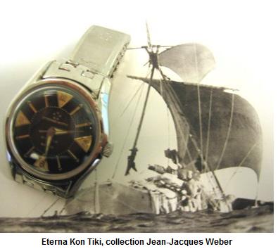 West-end, la montre de l'armée de Indes Eterna10