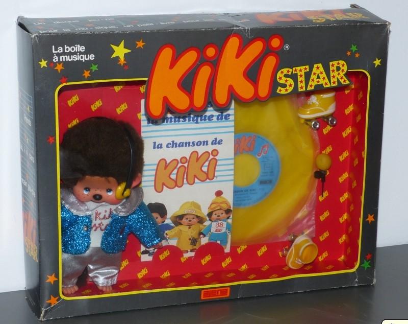 KIKI, le kiki de tout les kiki - Monchichi - Ajena - Page 2 0110
