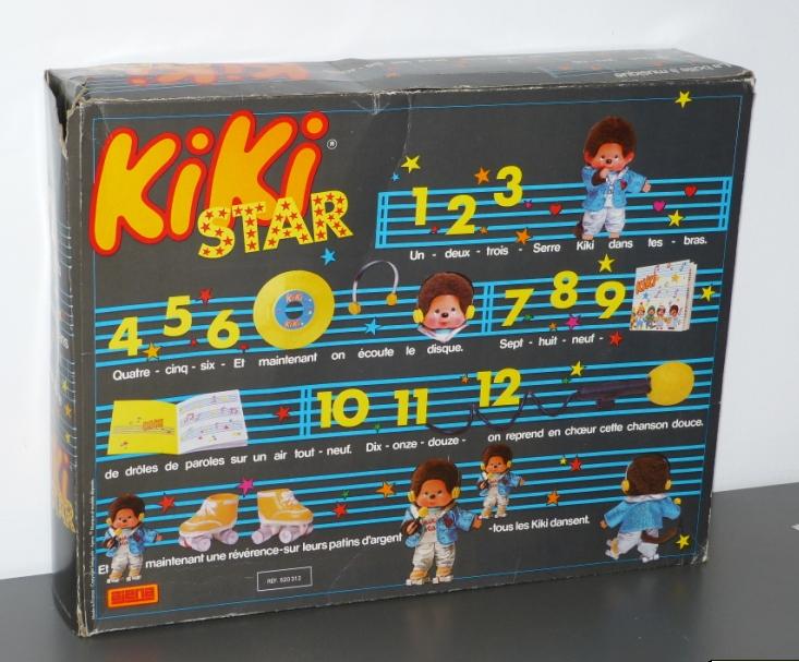 KIKI, le kiki de tout les kiki - Monchichi - Ajena - Page 2 0210