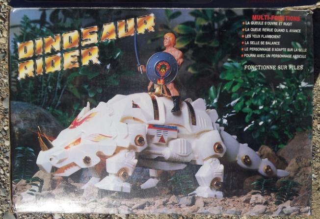 Bootleg He-Man N.A. - DINOSAUR RIDER Identi10