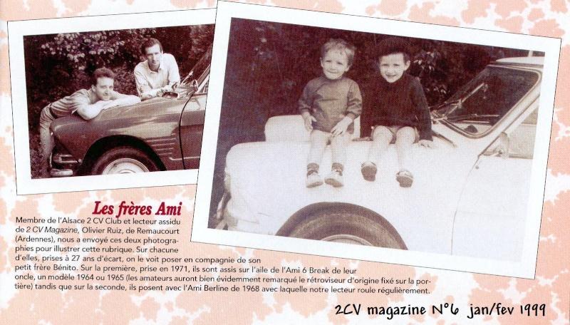 Corsaire 403 en Ami et sa remorque Enfant10