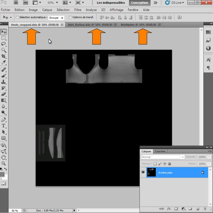 [Intermédiaire]Création des Mutiplier,Specular & Mask avec Photoshop au format DDS Psp-0610