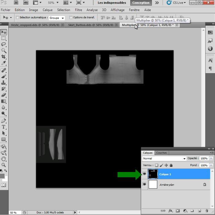 [Intermédiaire]Création des Mutiplier,Specular & Mask avec Photoshop au format DDS Psp-0810
