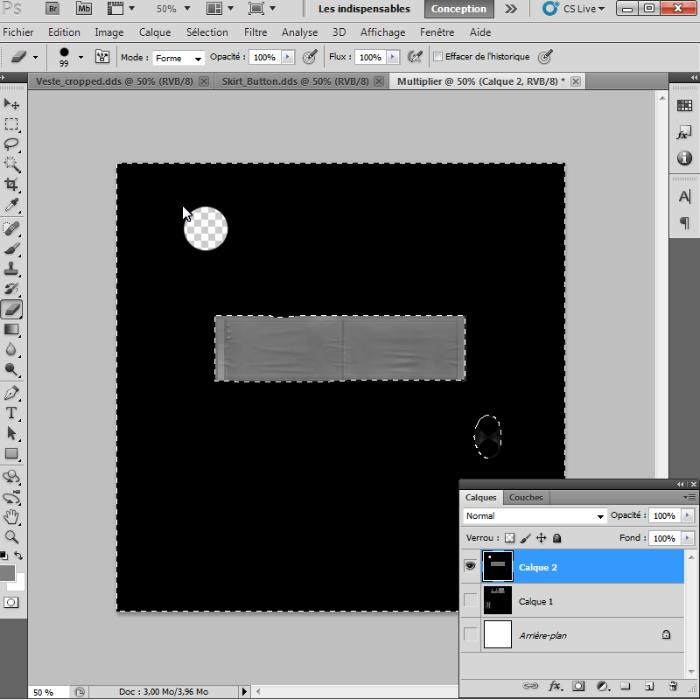 [Intermédiaire]Création des Mutiplier,Specular & Mask avec Photoshop au format DDS Psp-1410