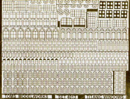 LE TITANIC , Academy Edition Anniversaire au 1/400 4014110