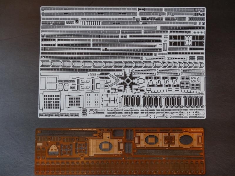 LE TITANIC , Academy Edition Anniversaire au 1/400 Dsc00912