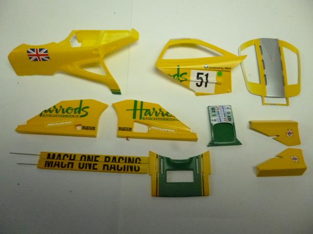 Mclaren F1 GTR 02010