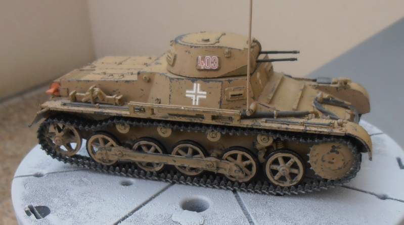 Panzer I ausf B ( entrainement ) P5052011